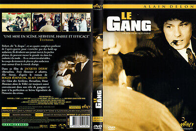 DVD - LE GANG - Alain Delon,Nicole Calfan,Jacques Deray