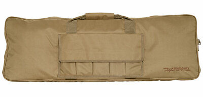 "Valken Tactical Gun Case Single Rifle 42""- tan"