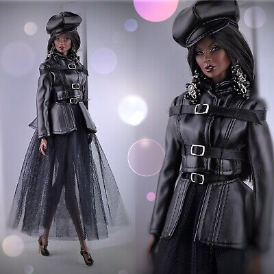 "OUTFIT for Fashion Royalty FR2 12"" doll Nu Face Galiana Designs Barbie"
