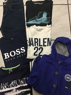 Lots Hugo Boss Okaidi Vetements Garcon Taille 10 Ans 6 Pieces Plusieurs Marques