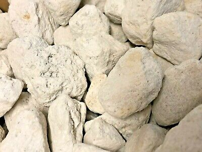 2 X White Commercial Pumice Lava Rock Stone /Gas Bbq/ Charcoal Grills / Firepit