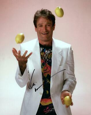 Robin Williams signed 8x10 Photo autographed Nice + COA