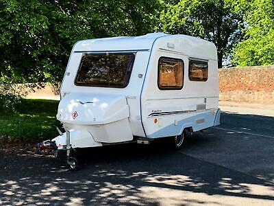 Freedom Sunseeker 3 Berth Lightweight Caravan | Freedom Caravans