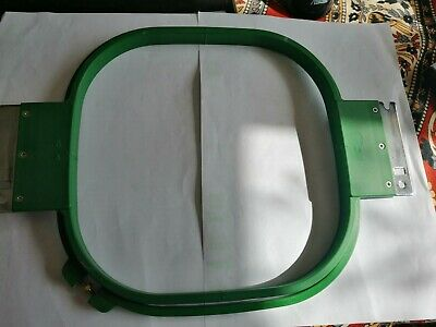 ETC 24cm x 24cm HOOP / FRAME & RING TO SUIT, BROTHER, TAJIMA or TOYOTA
