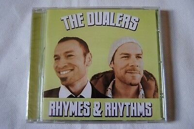 The Dualers Rhymes & Rhythms Cd New Sealed 2006 Galley Music Rare Ska Reggae