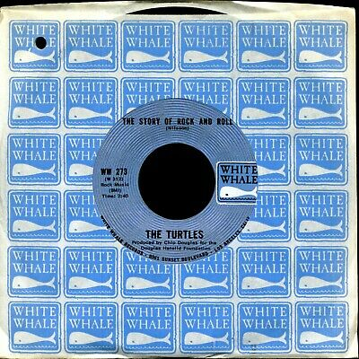 The Turtles The Story Of Rock And Roll / Can't You Hear The Cows 1968 Nm / Nm