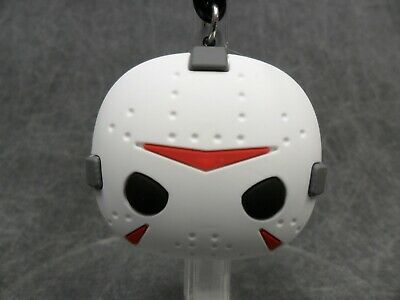 Horror Properties * Jason Mask * Keychain Clip Friday the 13th Blind Bag Key