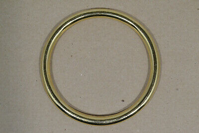 "O Ring - 3"" - Solid Brass - Pack of 10 (F504)"