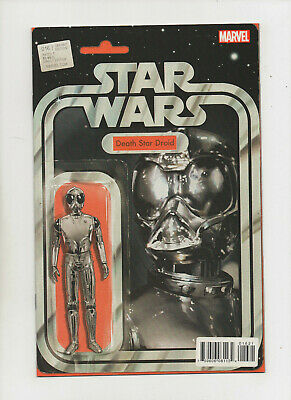 STAR WARS 63 JOHN TYLER CHRISTOPHER ACTION FIGURE KLAATU VARIANT NM