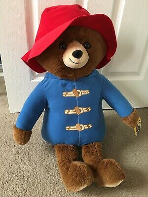 Official Paddington Bear 2ft with Tags