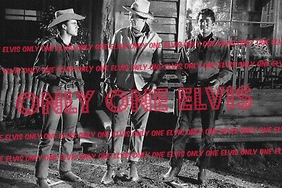 1959 RICKY NELSON Photo Teen Idol in RIO BRAVO Western COWBOY OUTFIT 003