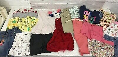 Baby Girl 6-9 Months NEXT Clothing Bundle 19 Items Dresses Top Trousers B13