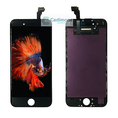 PER APPLE iPhone 6 Nero LCD Display Touch Screen Digitizer Schermo Assembly DL01