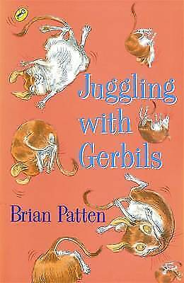 Juggling with Gerbils (Puffin Poetry), Patten, Brian | Used Book, Fast Delivery