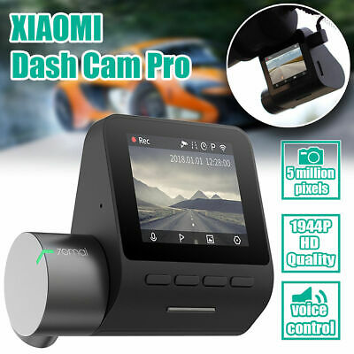 XIAOMI 70 MAI Pro Smart HD Car DVR Recorder WiFi Monitor Dash Cam Voice Control