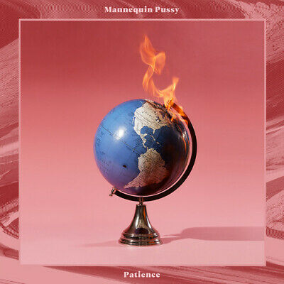 Patience - Mannequin Pussy (2019, CD NUOVO)