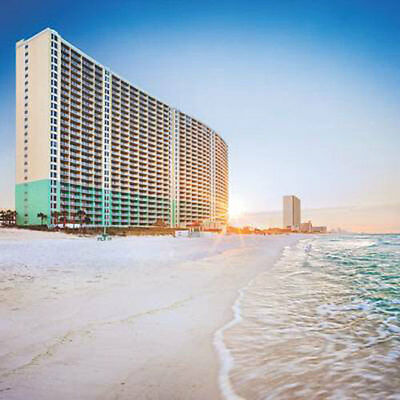 Panama City Beach, FL, Wyndham Vac. Resorts, 1 Bdrm Del UL, 10 - 12 August 2019