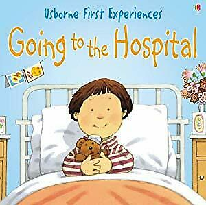 Going to the Hospital: Miniature Edition (Usborne First Experiences), Civardi, A