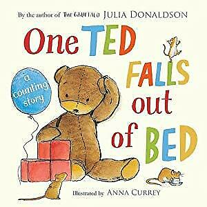 One Ted Falls Out of Bed, Donaldson, Julia, Used; Good Book