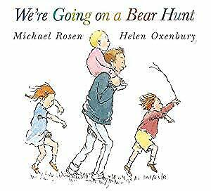 Were Going on a Bear Hunt (Classic Board Books), Oxenbury, Helen, Used; Good Boo