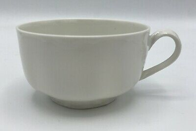 "Haviland Ranson White Cup (s) 2"" Tall France Vintage Schleiger 1"