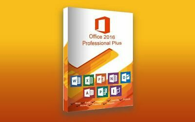 Details about Microsoft Office Professional Plus 2016 licence key Office
