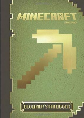 Minecraft: The Official Beginner's Handbook, Stephanie Milton | Used Book, Fast