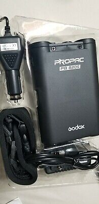 Propac PB820S  Godox Battery Pack power For Cameras Flash BRAND NEW US SELLER
