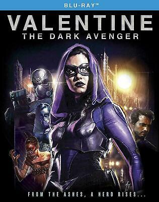 Valentine The Dark Avenger (Blu-ray 2019) Brand New Sealed w/ Slipcover