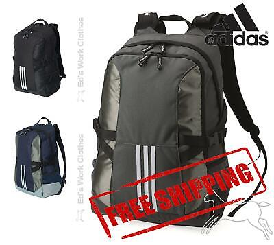 be803506 Adidas 25.5L Backpack Laptop Sleeve Soft Side School Bookbag 20x13x6 A300