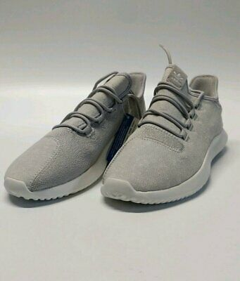 promo code 5bfd0 95693 ADIDAS TUBULAR SHADOW Knit White and Grey - BB8827 - Men's ...