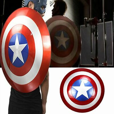 CATTOYS 1/1 Scale The Avengers Captain America ABS Shield Cosplay Repilica Prop