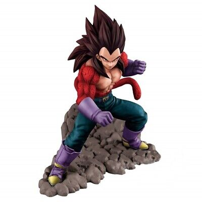 Banpresto DRAGONBALL Z DOKKAN BATTLE  FIGURE Super Saiyan 4 Vegeta from Japan