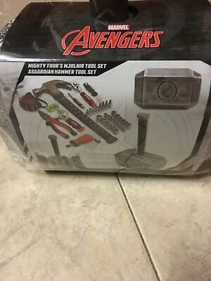 Mighty Thor's MJOLNIR Tool Set Brand New