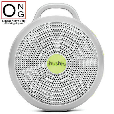 Soothing Marpac Hushh White Noise Sound Machine for Baby Portable and Electronic