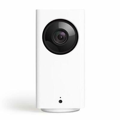 Wyze Cam Pan 1080p Pan/Tilt/Zoom Wi-Fi Indoor Smart Home Camera,Works with Alexa