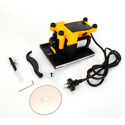 Lightweight Mini Table Saw DIYWood Stone Copper Craft Cutter Saw Cutting ToolNew