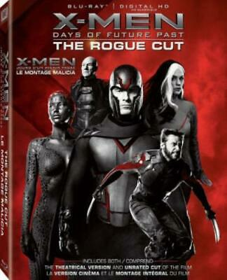X-MEN: DAYS OF FUTURE PAST THE ROGUE CUT (Region A BluRay,US Import,sealed.)