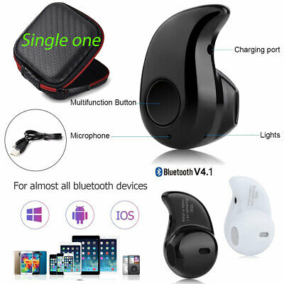 Wireless Earbuds Bluetooth Headphones with Mic For Samsung S10 S9 S8 Plus/iPhone