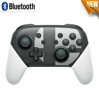 Wireless Bluetooth Pro Controller Gamepad For Nintendo Switch Video Game Playing