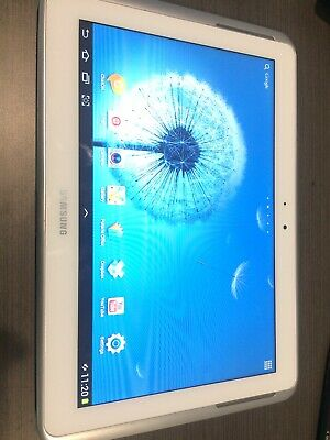 Samsung Galaxy Note 32GB 3G+Wi-Fi, 10.1in - White Tablet