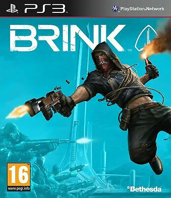 Brinke PS3 PlayStation 3 Game PAL Version New Sealed In Stock