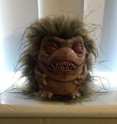 """Critters Baby, Prop, Replica. Not Jason, Freddy, Myers 4"""" Tall"""