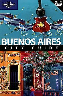 Buenos Aires: City Guide (Lonely Planet Buenos Aires)... | Book | condition good