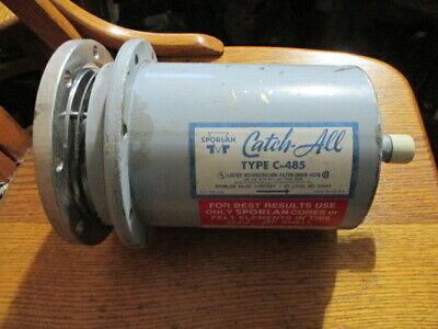 Unused Sporlan C-485  Catch-All Filter- Drier assembly