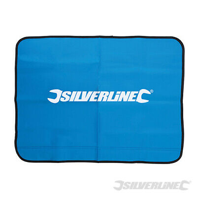 Silverline Magnetic Vehicle Wing Cover with PVC wipe-clean 780 x 590mm (380102)