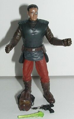 """Star Wars Captain Typho 2002 Saga Attack of the Clones AOTC 3-3/4"""" Scale"""