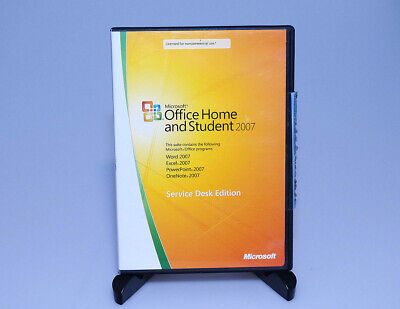 MICROSOFT OFFICE 2007 Pro - Word, Excel, Publisher etc - 5 PC's