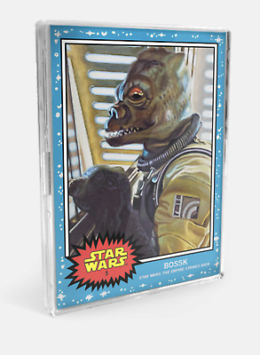 Topps Star Wars Living Set 2-Card Bundle - Cards #5-6  GREAT  COLLECTION