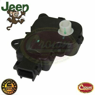 Heater blend door servo motor Jeep Grand Cherokee WJ 99-04 5012710